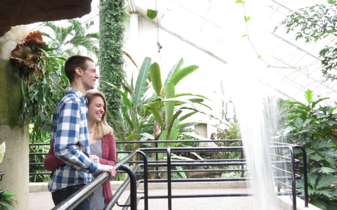 Foellinger-Freimann Botanical Gardens