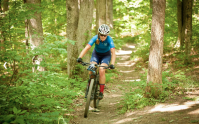 Mountain Biking in Fort Wayne