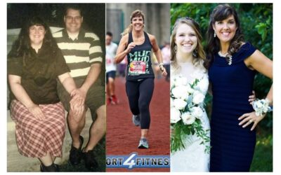 How 13 Kids and 8 Miscarriages Led to a Passion for Health, Nutrition and Training for Marathons!