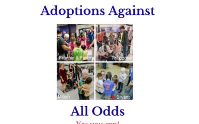 A Journey of Adoption